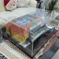 Case Acrylic (3 mm) untuk Lego Kwik E-Mart 71016