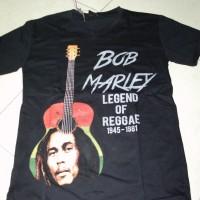 harga Kaos Bob Marley Tokopedia.com