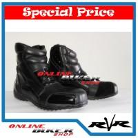 harga Sepatu Touring Rvr Razor Hitam Tokopedia.com