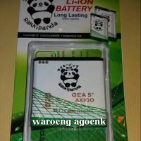 Baterai Rakkipanda For Axioo Picopad 5 Gea Double Power 3800 Mah
