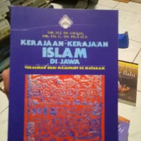 Kerajaan Kerajaan Islam di Jawa-Prof HJ De Graaf