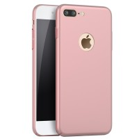 iPhone 7 Plus Baby Skin Ultra Thin Full Cover Hard Case Rose Gold 1119