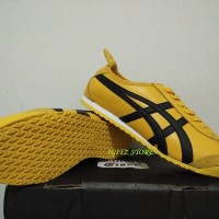 [Original] ONITSUKA TIGER MEXICO 66 KILL BILL (DL408) Yellow/Black