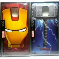 4X LIMITED EDITION GENUINE Avengers Cases Samsung Galaxy Note 4
