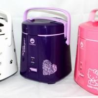Rice cooker mini portable Godzu GRC 220BL