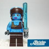 Jual Aayla Secura Original LEGO Minifigure - Star Wars - SW284 Murah