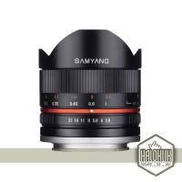 Samyang 8mm F/2.8 Fisheye For Fuji X CS II