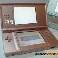NINTENDO DS LITE (PINK ROSE) PAKET MC 8GB FULL GAME.
