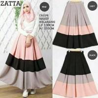harga Rok Panjang Muslim Skirt ZETTA SKIRT Ori by AV Tokopedia.com