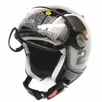 harga Helm Zeus Z210 Twenty Nine Grey Motif Half face Single Visor Tokopedia.com