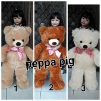 Jual boneka teddy bear /beruang jumbo 75cm Murah