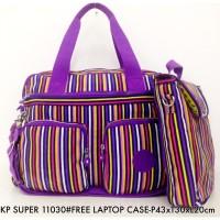 Tas Wanita Kipling Handbag Selempang Free Laptop Case 11030 - 19