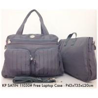 Tas Wanita Kipling Handbag Selempang Free Laptop Case Satin 11030 - 9