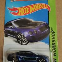 Hot Wheels Bentley Supersport