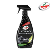 Turtle Wax Jet Black Spray Detailer!