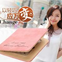Dompet Korea Retro Mini Bahan Leather