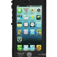 Redpepper Lifeproof Iphone 5/5s (ID Touch) - Black