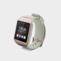 Smartwatch Wime M5 White/Gold Smart Watch
