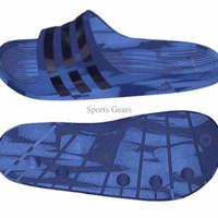 Sandal Adidas Duramo Slide Marble Royal Blue 2016 new model