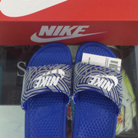 Sandal Nike Benassi Racer Blue 2016 new model original 100%