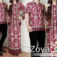Baju Muslim 9721 COUPLE ZOYA MARON Grosir murah