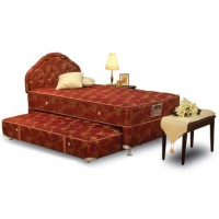 Central Spring Bed DELUXE 2in1 uk 100*200 | full set headboard FLORIDA