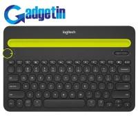 Keyboard Bluetooth LOGITECH untuk Tablet, Komputer dan Smartphone