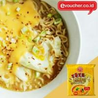Ottogi Cheese Chicken Ramen / mie instant ayam Keju Korea Samyang