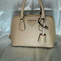 tas kulit wanita prada bag