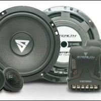 """Speaker Split 6,5"""" STEALTH 2 way XT 160 / XT - 160 (Japan Technology)"""