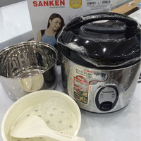 MINI RICE COOKER SANKEN 1L SJ-130SP