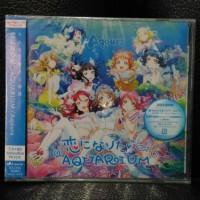 harga CD + DVD Single ~Koi ni Naritai Aquarium~ - Aqours Tokopedia.com