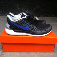 Nike sport running free 5 5.0 2015 not roshe run air max (sepatu nike)