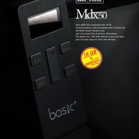 Basic MDX-50 Hifi DAP