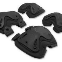 Jual kneepad import/kneeped tactical/dekker import/ Murah