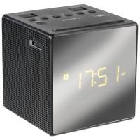 Sony ICF - C1T Alarm Clock AM/FM Radio - Hitam