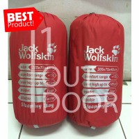 Jack Wolfskin Sleeping Bag DACRON