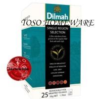 harga Teh Dilmah Tea Aneka Rasa Envelope Variety Pack Gourmet 25 sachet Tokopedia.com