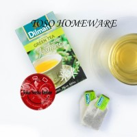 harga Teh Dilmah Green Tea with Jasmine - 20 Teabags Tokopedia.com