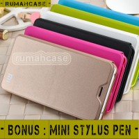 Xiaomi Redmi Note 3 - Flip Cover MI LOGO Model Original + Bonus
