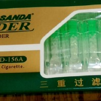 Harga penyaring racun cangklong pipa filter rokok sanda holder sd | WIKIPRICE INDONESIA