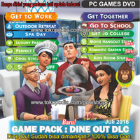 The Sims 4 DLC UPDATE ONLY DINE OUT