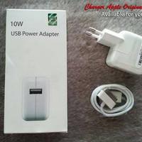 Kepala kabel Charger APPLE iPad 2 3 4 iphone 4 4s ORIGINAL pin 8 Cable