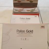 Panci Pallas 7 set Korea