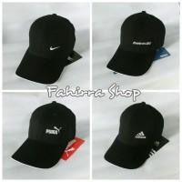 Topi Sport Murah Gaul Adidas, Reebok, Fila & Nike