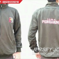 Harga konveksi jaket perbakin rochester jersey | Hargalu.com