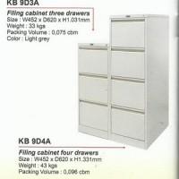 harga filing cabinet besi 4 laci prospek futura design modern dan minimalis Tokopedia.com