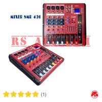 harga Audio Mixer Smr 401 ( Channel Full ) Bluetooth Tokopedia.com