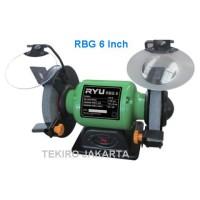 Tekiro Ryu RBG 6 Inch Mesin Gerinda Gurinda Duduk - Bench Grinder