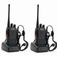 HT Radio komunikasi handy talky walky bukan powerbank mp3 bluetooth